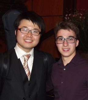 Kai Wen Loh and Georgi Dimitrov
